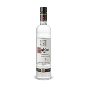 VODKA KETEL ONE OLANDA CL 100 ALC. 40%