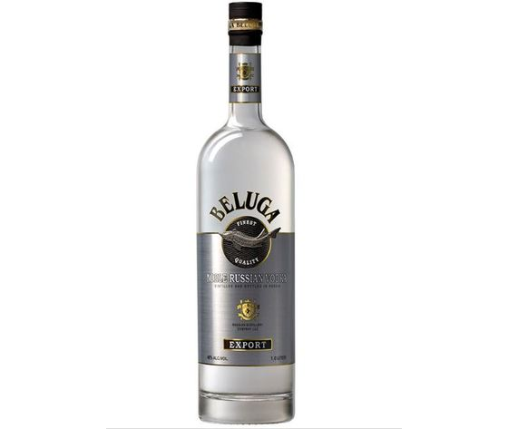 VODKA BELUGA NOBLE RUSSIAN VODKA EXPORT CL 100 ALC. 40%