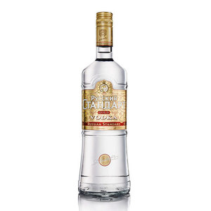 VODKA STANDARD RUSSIAN GOLD CL 70 ALC. 40%