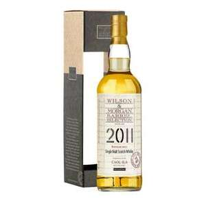WILSON & MORGAN BARREL SELECTION CAOL ILA WHISKY CL 70
