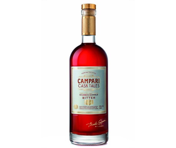 Campari bitter cask tales 1 litro