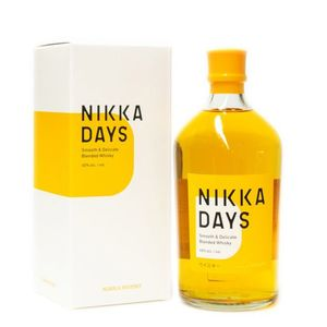 NIKKA DAYS SMOOTH & BLENDED WHISKY CL.70