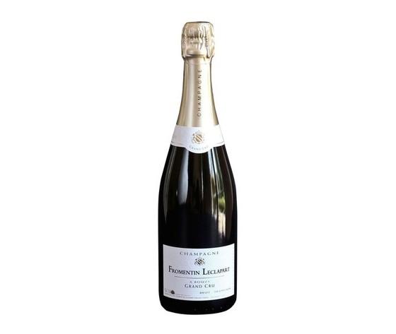Champagne brut tradition grand cru fromentin leclapart