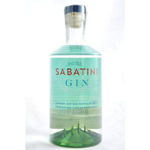 GIN SABATINI LONDON DRY CL 70 ALC.41,3%