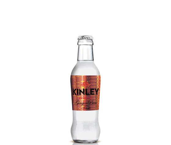 Kinley geenger beer
