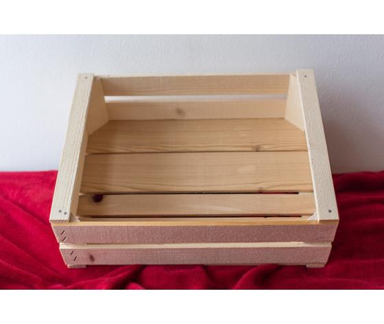 Cassetta legno 27 x 35 cm