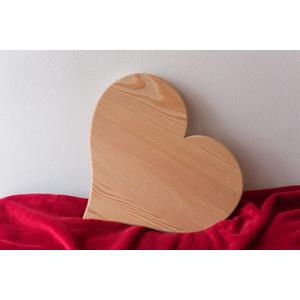 Tagliere cuore