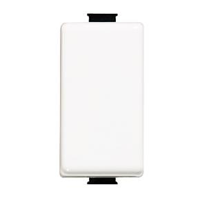 AM5005  pulsante 1P NO 10A 250V ac illuminabile - colore bianco