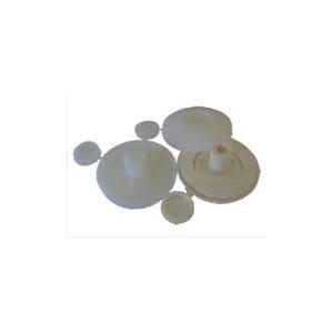 rondelloni x policarbonato bianchi 10mm