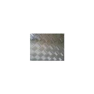 lamiera mandorlata alluminio 5754 h111 1000x2000x3 (18,2kg/fg)
