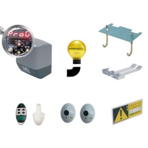 kit mercurio 404: kit sorrevole 400 kg