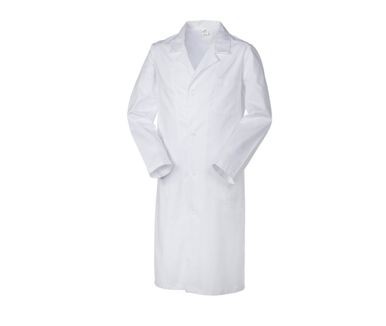 Camice Medico cotone bianco RSA63101