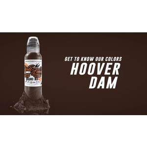 HOOVER DAM  WORLD FAMOUS INK 30 ML