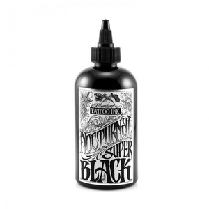 NOCTURNAL INK - SUPER BLACK 120 ML
