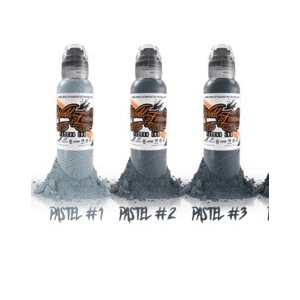 WORLD FAMOUS A.D. PANCHO PASTEL GREY #1 #2 #3 125 ML