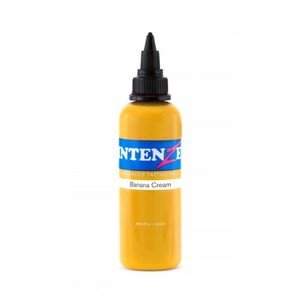 INTENZE BANANA CREAM  30 ML