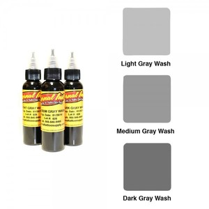 ETERNAL INK DARK GRAY WASH 60 ML