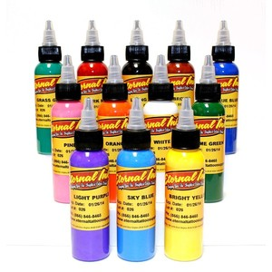 ETERNAL INK SET 12 PZ 30 ML