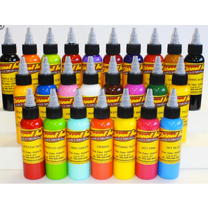 ETERNAL INK SET 25 PZ 30 ML