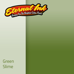 ETERNAL INK GREEN SLIME 30 ML