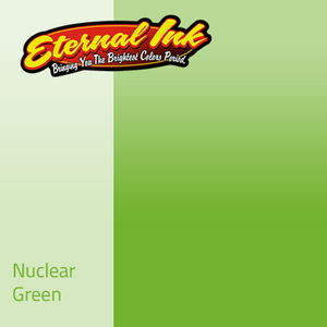 ETERNAL INK NUCLEAR GREEN 30 ML