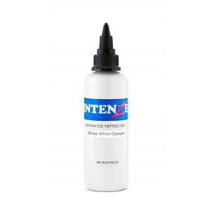 INTENZE SNOW WHITE OPAQUER 30 ML