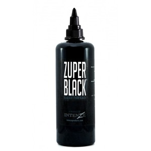 INTENZE ZUPER BLACK 360 ML