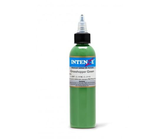 INTENZE GRASSHOPPER GREEN 30 ML