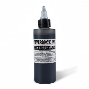 SILVER BACK INK XXX GREYWASH 1 120 ML