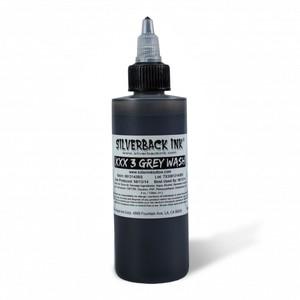 SILVER BACK INK XXX GREYWASH 3 120 ML