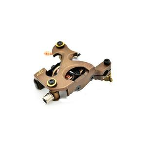 BOBINA GOLD BRASS TATTOO MACHINE RCA 8 Wp