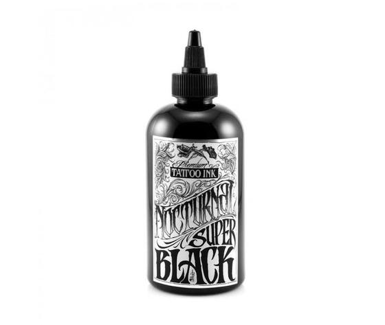 NOCTURNAL INK - SUPER BLACK 60 ML