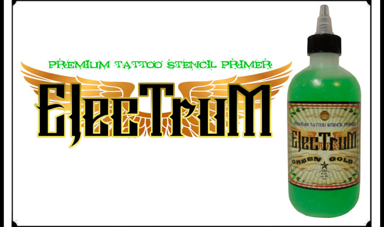 Electrum tattoo stencil primer bicknee
