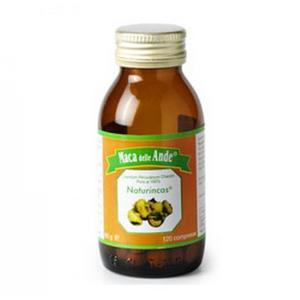 Maca delle Ande 120 compresse da 500 mg ricostituente