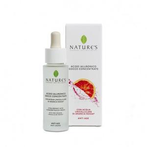 Acido Ialuronico gocce concentrate 30 ml Nature's