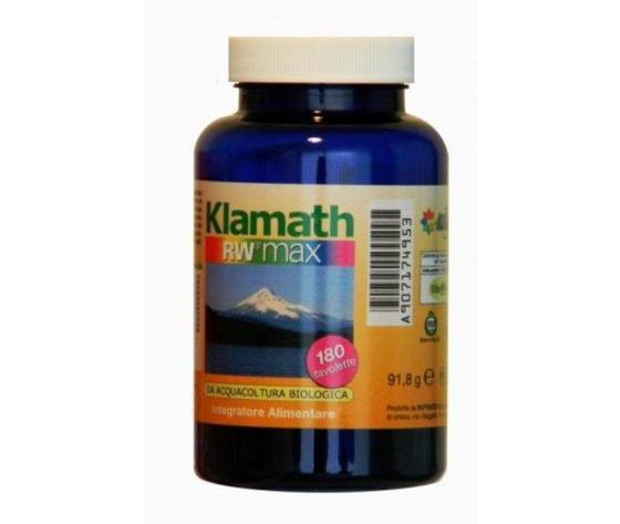 Klamath RW Max 180 Tavolette