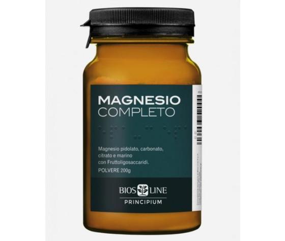 Magnesio Completo in polvere 200 gr