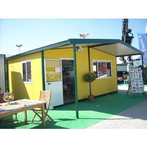 Prefabbricato uso bungalow