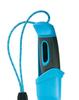 Light my fire lmf fk bk coltello sportivo colore azzurro a lama fissa con alloggio per accendifuoco firesteel 2