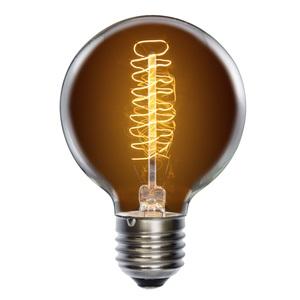 spectrum old style woj 13147 lampadina globo piccolo spirale e27 40w filamento carbonio tungsteno