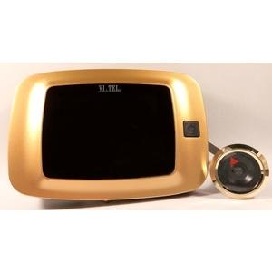 vi.tel. 0399/40 spioncino elettronico oro per porte