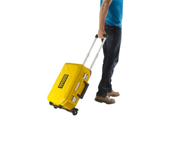 stanley fmst1-72383 valigia portautensili con ruote e maniglione telescopico alluminio