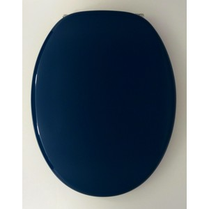 sedile copriwater universale blu fondale