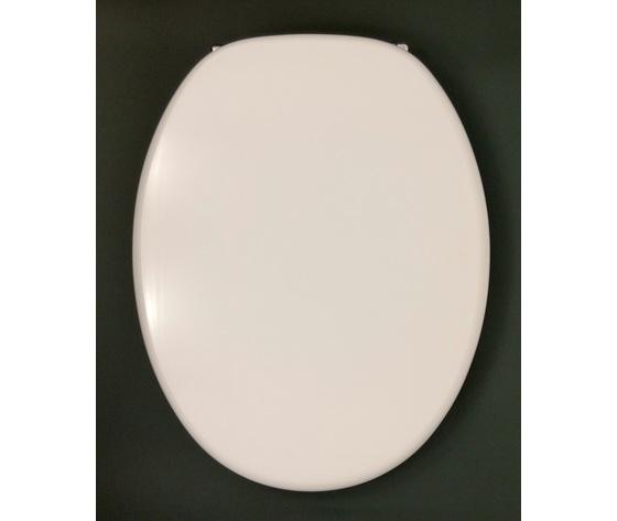 sedile copriwater universale bianco