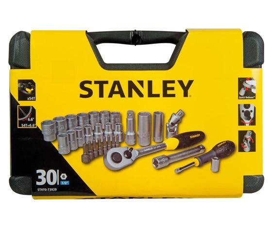 """stanley 073929 Set 30 pz chiavi a bussola - att.1/2"""""""