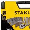 Stanley 073929 set 30 pz chiavi a bussola   att.12 3