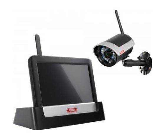 Set videosorveglianza in diretta via app TVAC 16000A