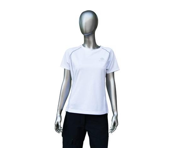 T-shirt Donna - Henrylloyd Fast Dry Silver Mono