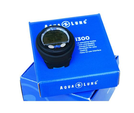 COMPUTER SUBAQUEO - AQUA LUNG I300 BLUE