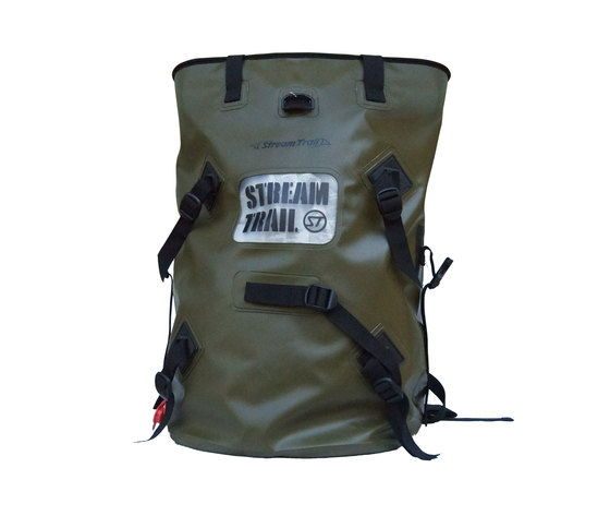 STREAMTRAIL DRY TANK DX 60L SPLASH DEFENDER